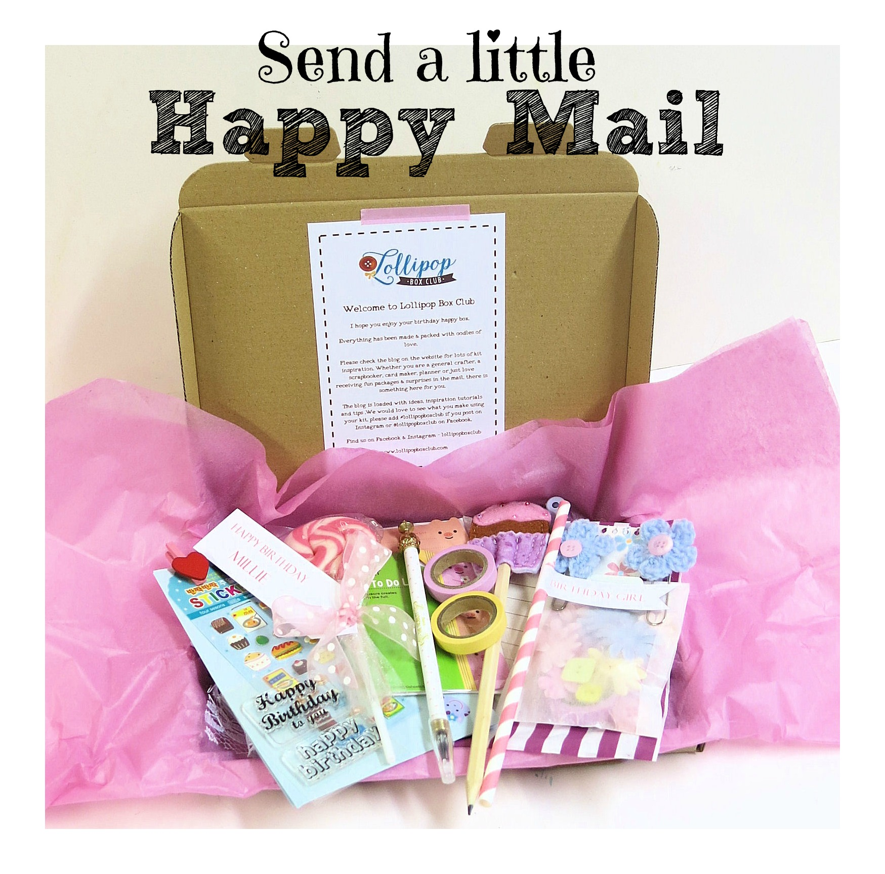 The Best Happy Mail
