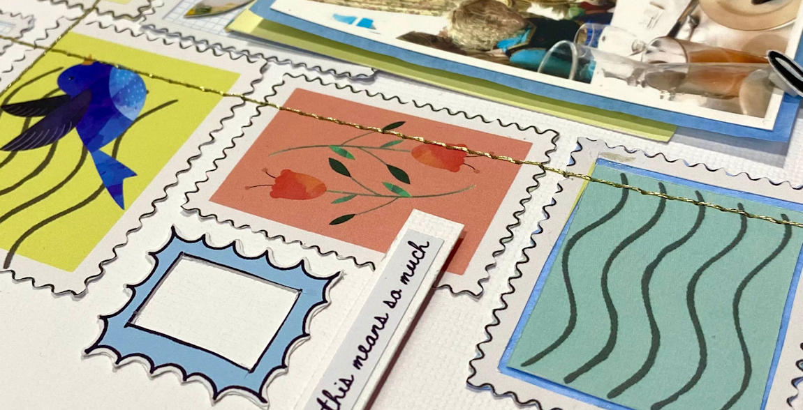 Happy Story – Scrapbooking with Lorraine