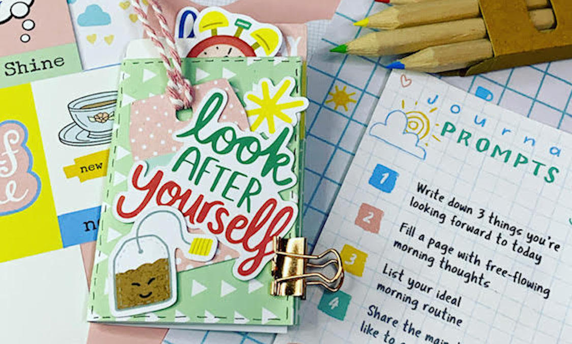 Look after yourself – with Korrieann