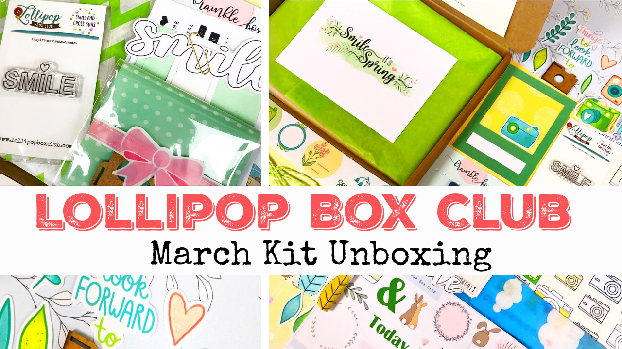 What's in the March Box? Unboxing & Addons – with video