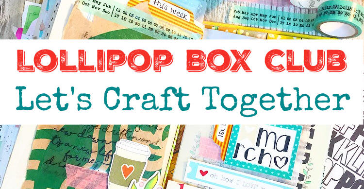 Come Craft With Us – Zoom Crafternoon