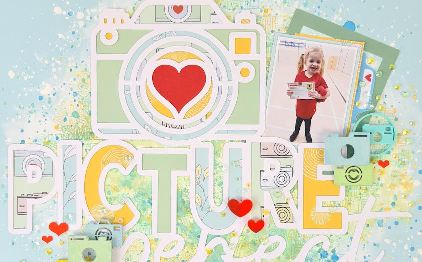 Picture Perfect – Scrapbooking with Emma Kate