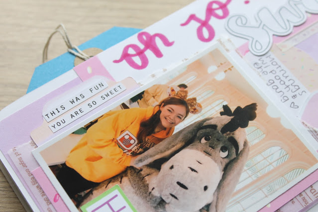 Oh So Sweet – Creative Journaling with Chloé