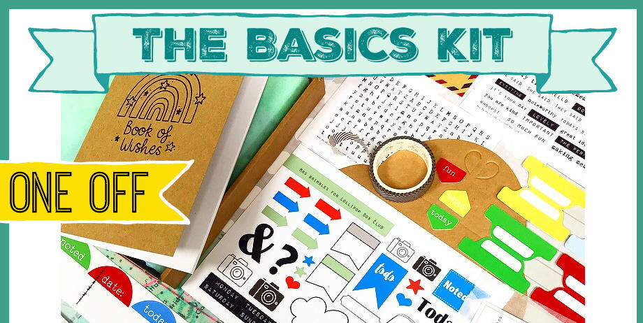 The Basics Kit is Coming….