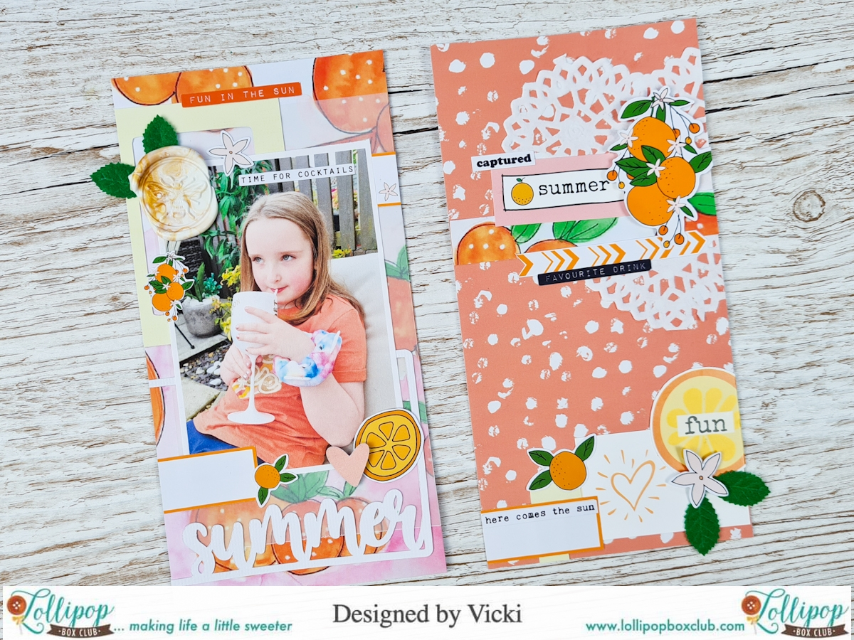 Book Ring Journal With Me – by Vicki