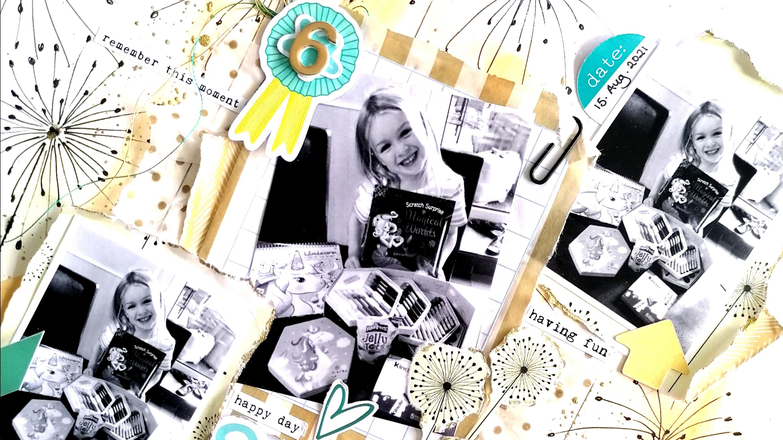 Shine bright birthday girl! – Philippa McCray