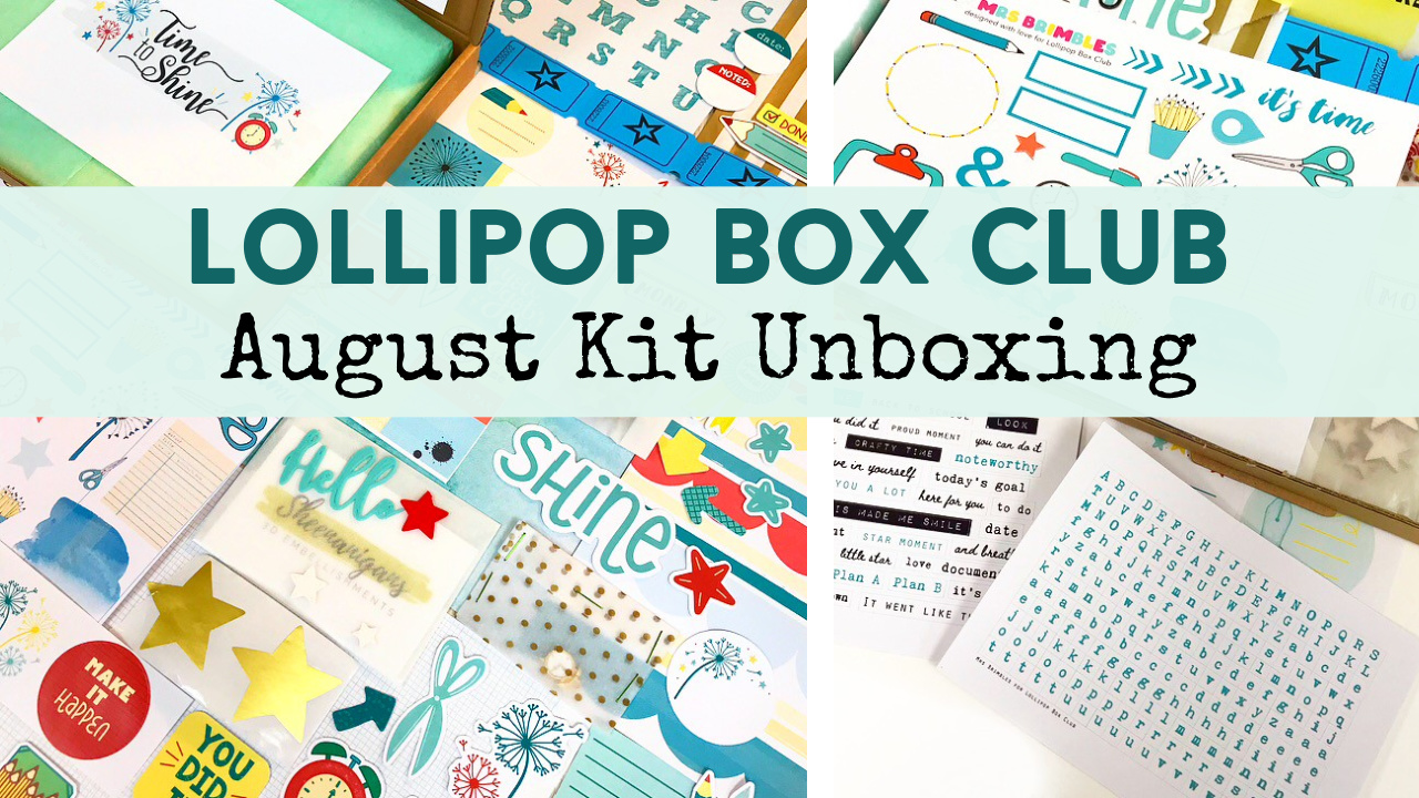 August Kit Unboxing & Extra Stuff!