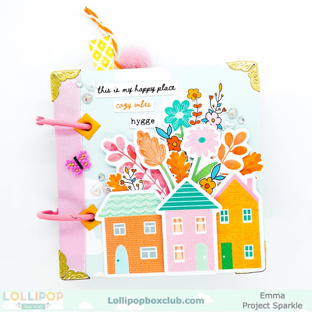 Home is my Happy Place – Mini Album